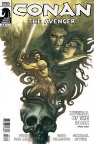 Conan: The Avenger #14