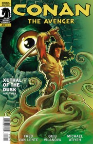 Conan: The Avenger #15