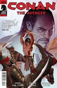 Conan: The Avenger #20