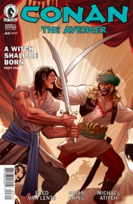 Conan: The Avenger #23