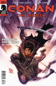 Conan: The Avenger #3
