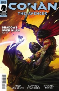 Conan: The Avenger #6