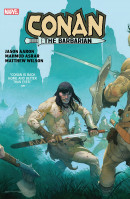 Conan the Barbarian (2019) By Aaron & Asrar HC Reviews