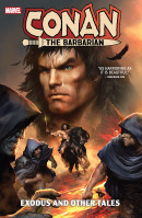 Conan the Barbarian (2019) Exodus And Other Tales TP Reviews