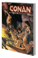 Conan the Barbarian (2019) Vol. 2: The Life And Death Of Conan Book Two TP Reviews