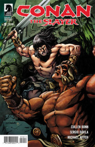 Conan: The Slayer #10