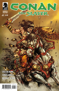Conan: The Slayer #6