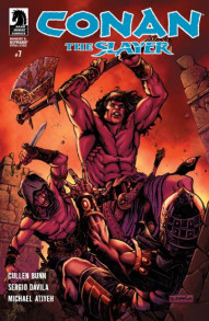 Conan: The Slayer #7