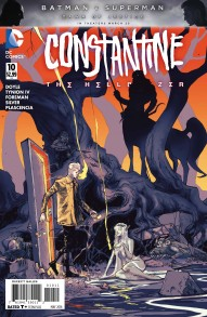 Constantine: The Hellblazer #10