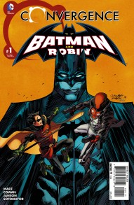 Convergence: Batman and Robin