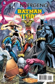 Convergence: Batman and the Outsiders