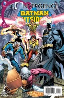Convergence: Batman and the Outsiders #1