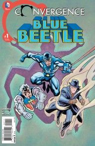 Convergence: Blue Beetle