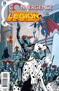 Convergence: Superboy & The Legion of Super-Heroes #2