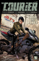 Courier Vol. 1: Through The Ashes TP Reviews