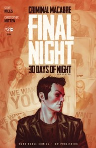 Criminal Macabre: Final Night - The 30 Days of Night Crossover #2