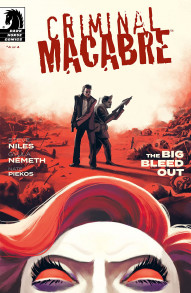 Criminal Macabre: The Big Bleed Out #4
