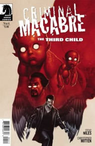 Criminal Macabre: The Third Child #4
