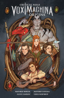 Critical Role: Vox Machina Vol. 1 Reviews