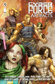 Cyberforce: Artifacts #0