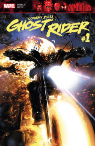 Damnation: Johnny Blaze - Ghost Rider #1