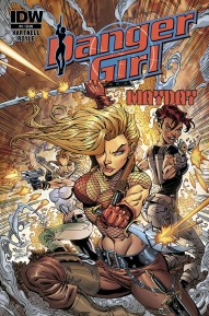 Danger Girl: May Day #4