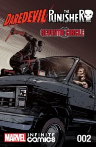 Daredevil / Punisher: The Seventh Circle #2