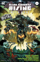 Dark Knights Rising: The Wild Hunt #1