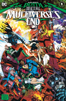 Dark Nights: Death Metal: Death Metal Metaverse's End #1