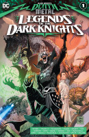Dark Nights: Death Metal: Legends of the Dark Knights #1