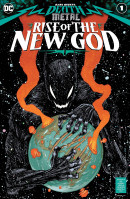 Dark Nights: Death Metal: Rise of the New God #1