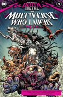 Dark Nights: Death Metal: The Multiverse Who Laughs #1