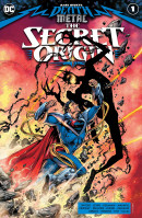 Dark Nights: Death Metal: The Secret Origin #1