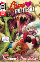 DC: Love Is A Battlefield #1