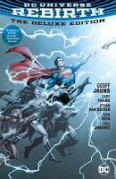 DC Universe: Rebirth  Deluxe HC Reviews
