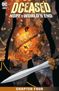 DCeased: Hope At World's End #4