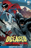 DCeased: Hope At World's End #5
