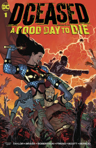 DCeased: A Good Day To Die #1