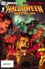 DC Universe Halloween Special 2009