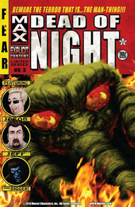 Dead of Night: Man-Thing #3