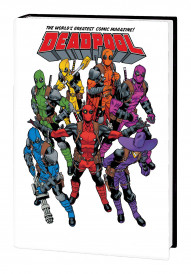 Deadpool Vol. 1 Hardcover