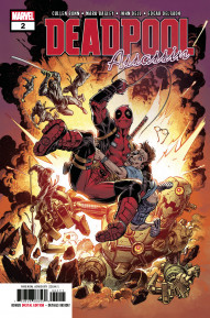 Deadpool: Assassin #2