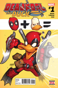 Deadpool: The Duck