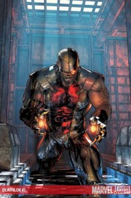 Deathlok: The Demolisher #1