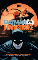 Deathstroke (2016) Vol. 6: Batman vs. Deathstroke HC Reviews