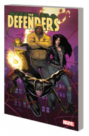 Defenders (2017) Vol. 1: Diamonds Are Forever TP Reviews