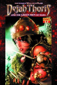 Dejah Thoris and the Green Men of Mars #4