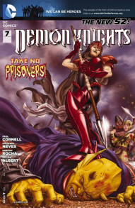Demon Knights #7
