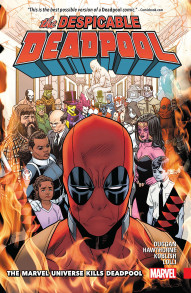 Despicable Deadpool Vol. 3: Marvel Universe Kills Deadpool