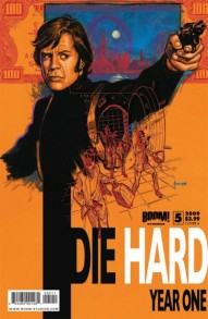 Die Hard: Year One #5